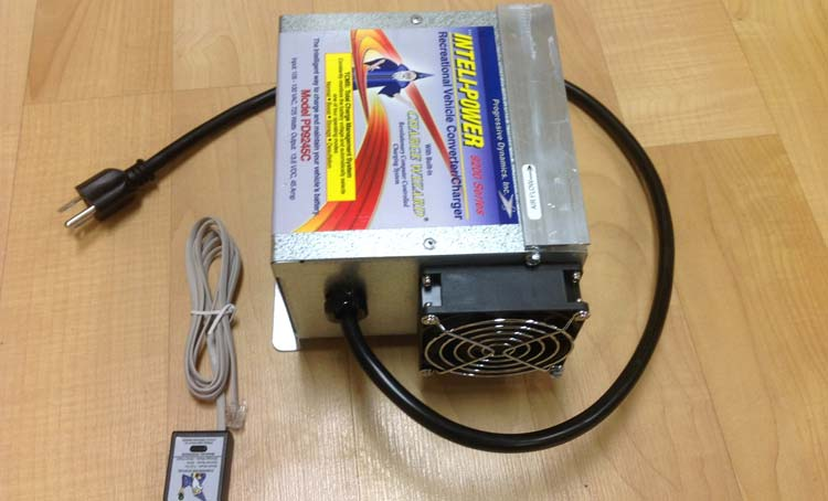 best rv converter charger