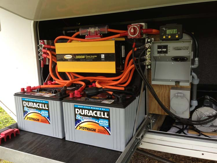 Wondrous 5 Best Rv Deep Cycle Battery Reviews May 2019 Top Picks Wiring Cloud Brecesaoduqqnet