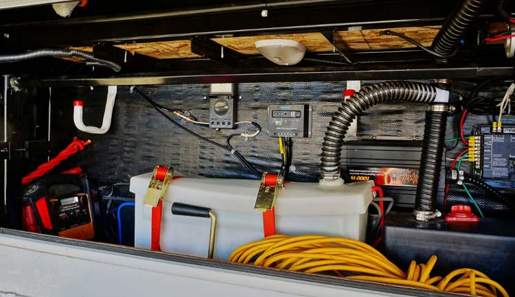 The Best Rv Battery on Rv Battery Wiring Diagram
