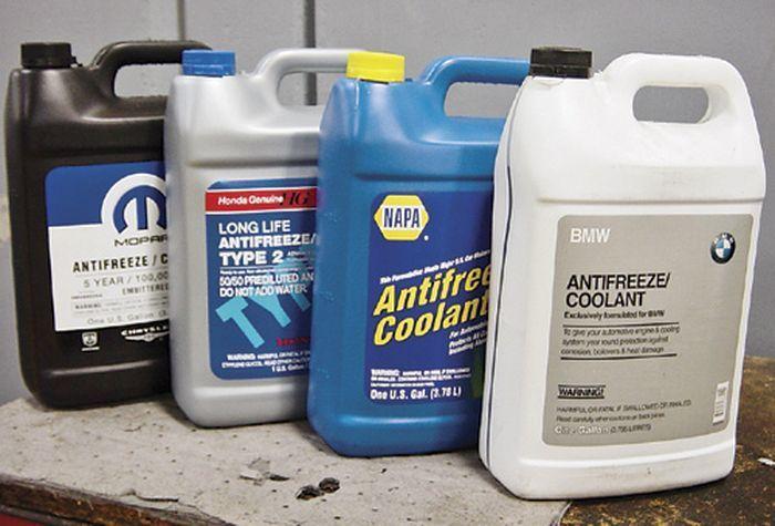 best RV Antifreeze brands in the market
