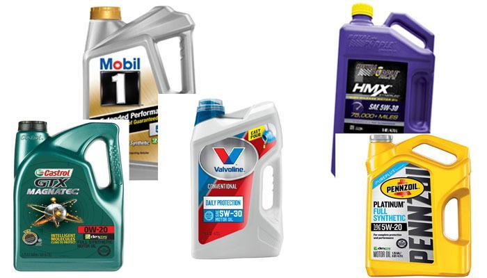 best engine oil brands in the market
