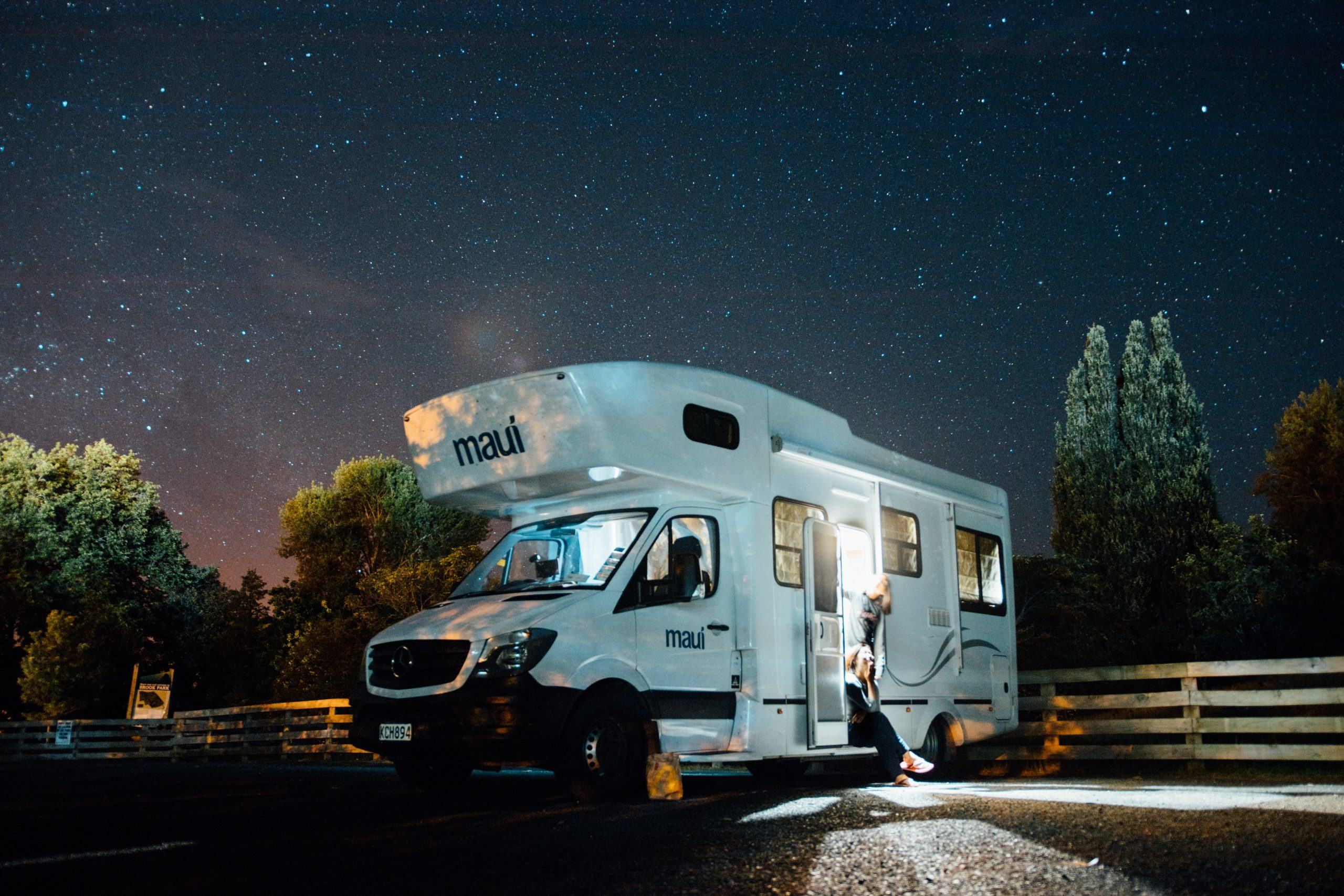 Choose the Best Option for Your RV: HID vs. LED Headlights