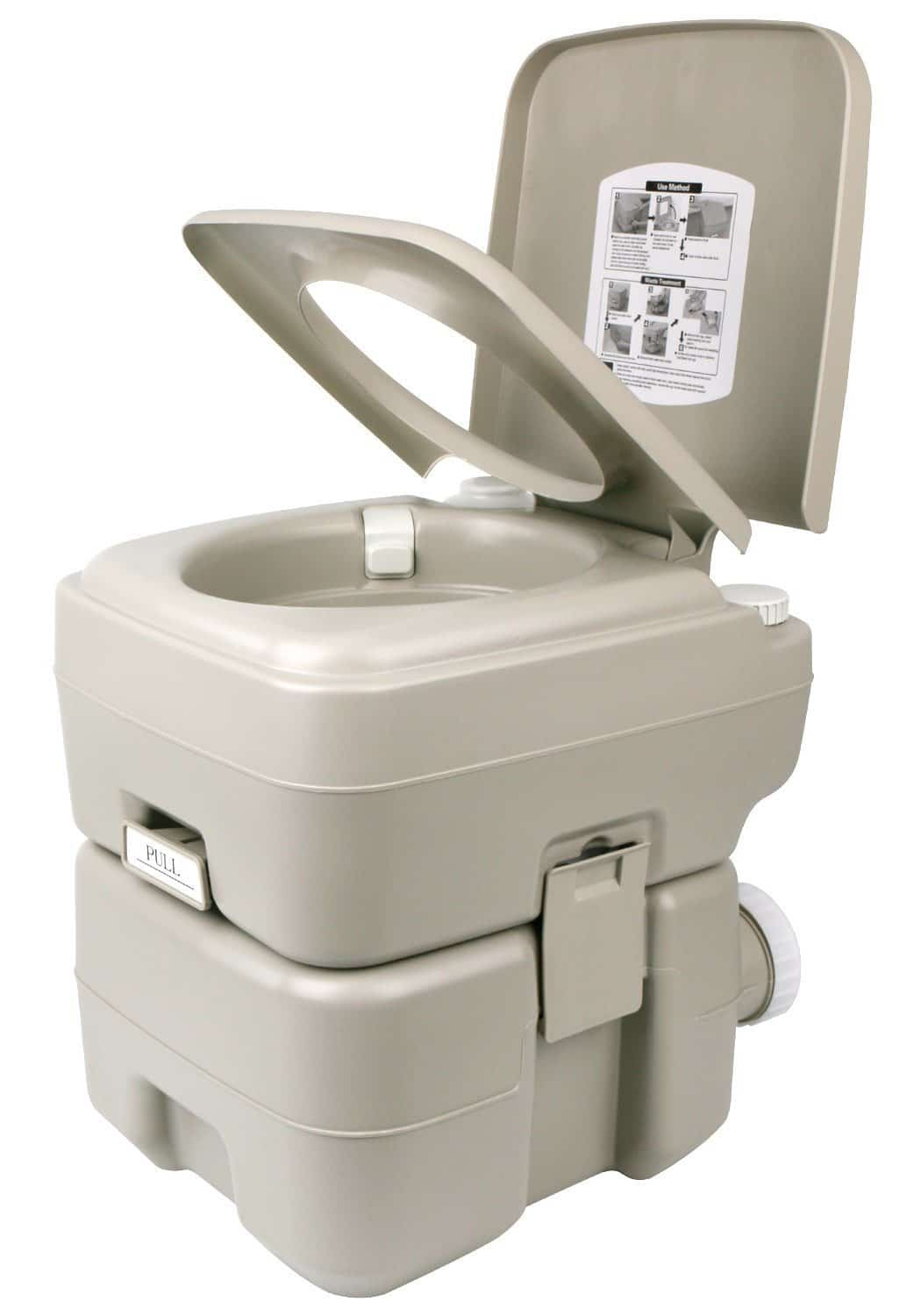 7 Best RV Toilet Reviews 2019 | Top Picks and Guide