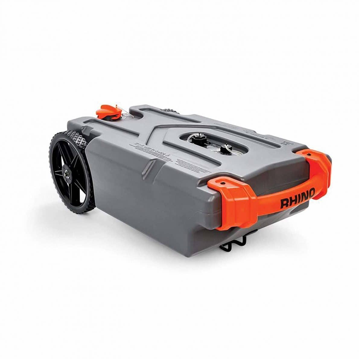 Camco Rhino Heavy Duty 21 Gallon Portable Waste Holding Hose