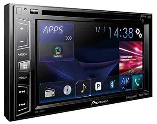 Pioneer AVH-X390BS, one of the best double din head units