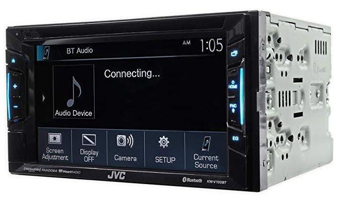 JVC KW-V130BT