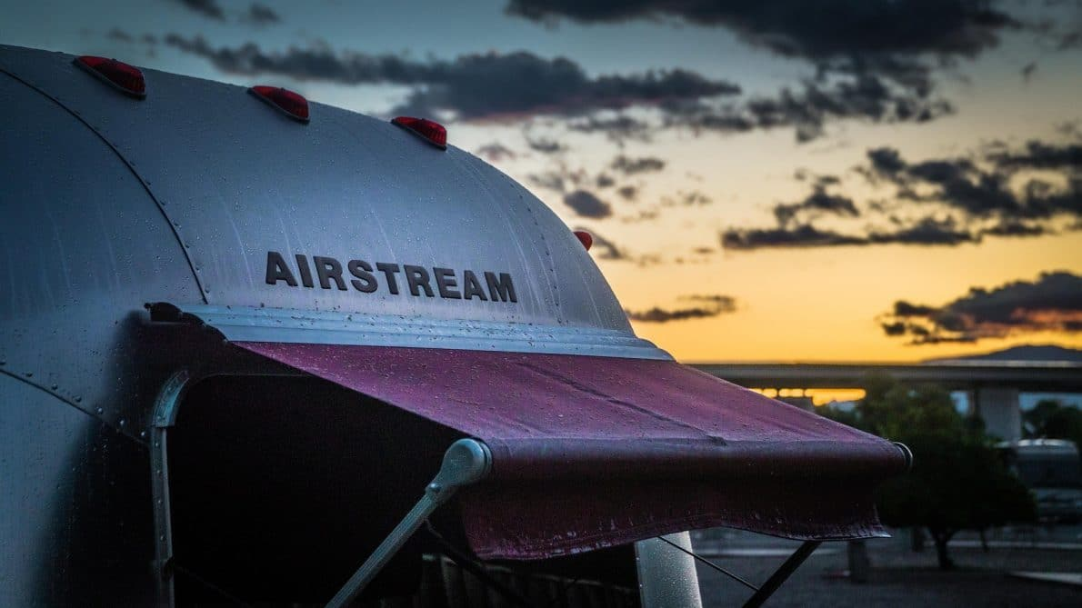 Airstream RV Awning Fabric