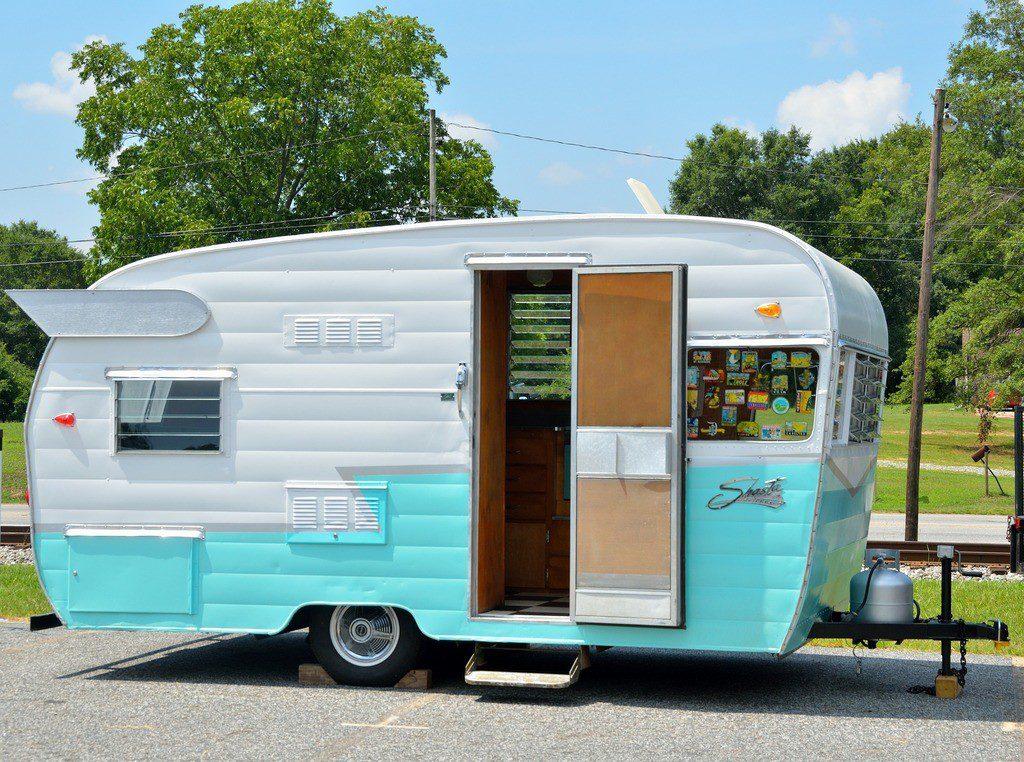 rv storage ideas camper