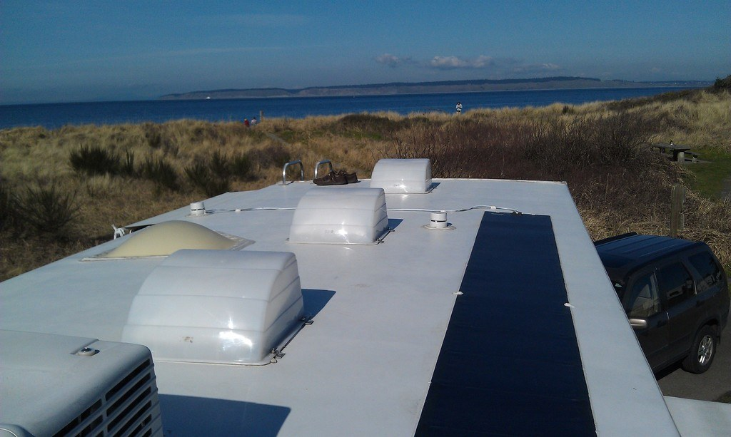 rv roof top