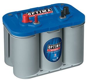 Optima Batteries 8016-103 D34M BlueTop Deep Cycle and Starting Battery