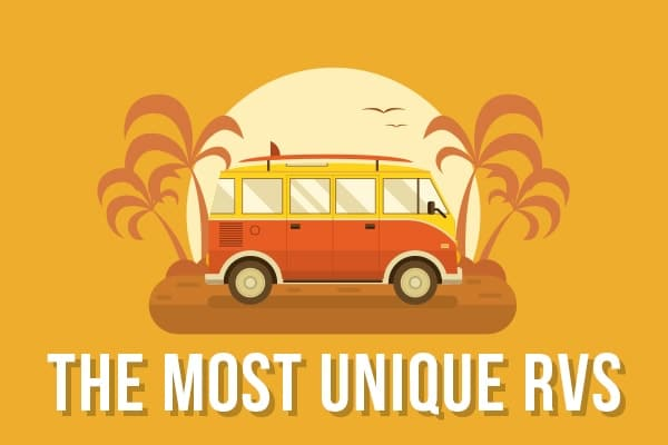 5 Coolest RVs in the World